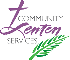 community lenten services